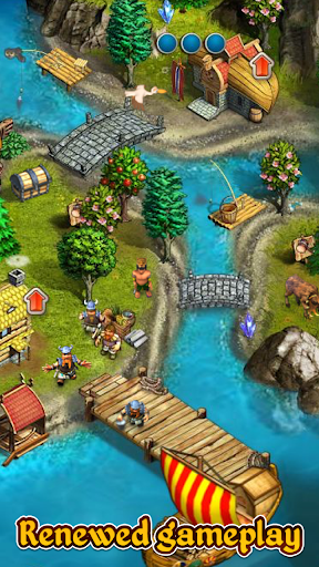 Viking Saga 2: New World  screenshots 3