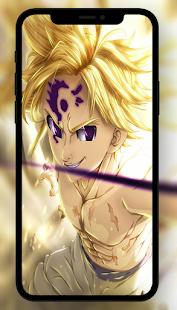 Deadly sins live Wallpaper 4K Nanatsu No Taizai