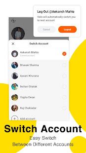 Helo - Discover, Share & Communicate 3.3.8.02 Screenshots 3