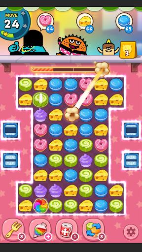 Sweet Monsteru2122 Friends Match 3 Puzzle | Swap Candy 1.3.2 screenshots 7