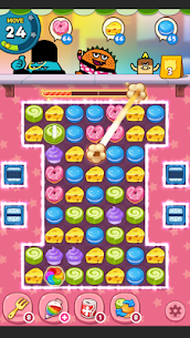 Sweet Monster™ Friends Match 3 Puzzle | Swap Candy 7