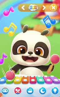 My Talking Panda: Pan
