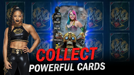 WWE SuperCard - Multiplayer Collector Card Game  screenshots 2