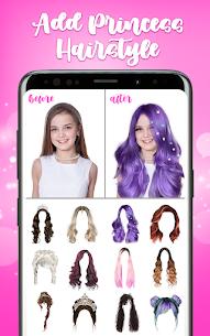 Beauty Plus Princess Camera 👄 1