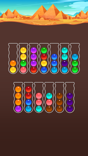 Ball Sort Color Water Puzzle  screenshots 4