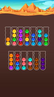 Ball Sort Color Puzzleのおすすめ画像4