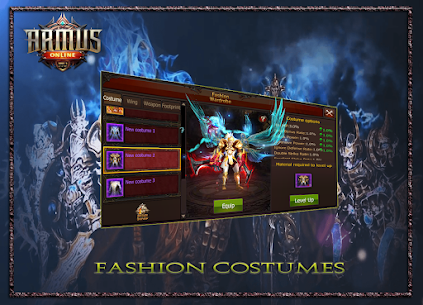 Armus Online – MMORPG 4