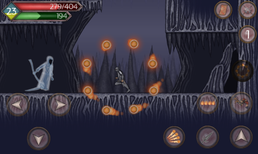 Runic Curse Demo  screenshots 23