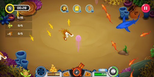 Fish Shooter - Fish Hunter 3.2 screenshots 2