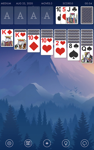 Solitaire screenshots 10