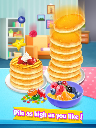 School Breakfast Pancake Food Maker screenshots 12