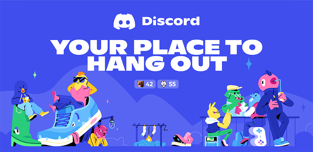 Discord poster 0