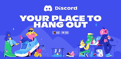 Discord - Discussions, chats et bons moments APK 0