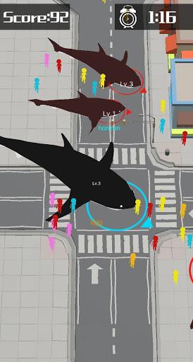 Shark Rampage: Shark War - Animal Warfare.io  screenshots 12