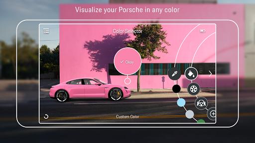 Porsche AR Visualiser  screenshots 3