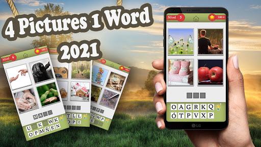 4 Pics 1 Word - 2021 New 36 screenshots 12
