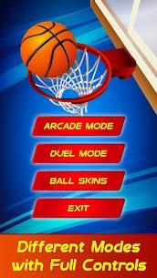 Super Basketball Shooting  Crazy Street Shot Hoops Apk Download 2021 5