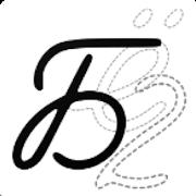 Cursive handwriting training - Russian