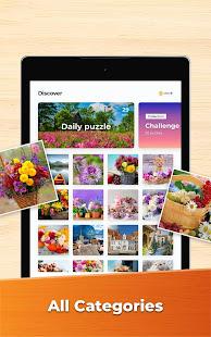 Jigsaw Puzzles - HD Puzzle Games 4.6.1-21072352 Screenshots 17