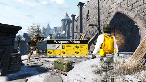 Squad Survival Battlegrounds 1.0 screenshots 14