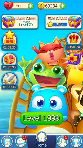 Toy Cubes Blast:Match 3 Puzzle Games  screenshots 5
