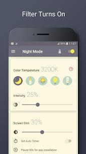 Blue Light Filter – Night Mode, Night Shift (PRO) 3