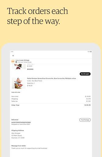 Etsy: Buy Custom, Handmade, and Unique Goods apktram screenshots 11