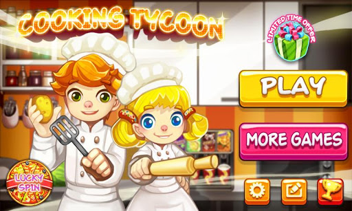 Cooking Tycoon 1.0.8 Screenshots 5