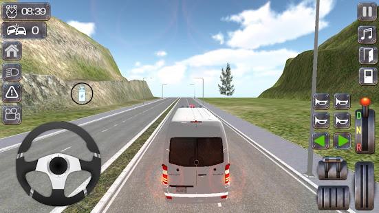 Minibus Sprinter Passenger Game 2021 Unlimited Money