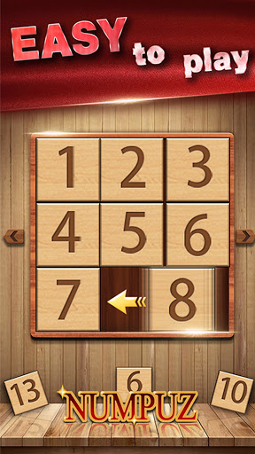 Numpuz: Classic Number Games, Free Riddle Puzzle 4.8501 screenshots 1