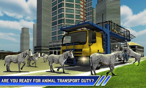 Zoo Animal Transport Truck For Pc- Download And Install  (Windows 7, 8, 10 And Mac) 1