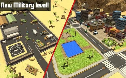 Pixel Block Game Craft  screenshots 1