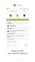 screenshot of Samsung Family Hub