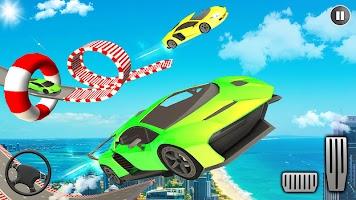 Car Stunt Games Mega Ramp Car Games Racing Driving
