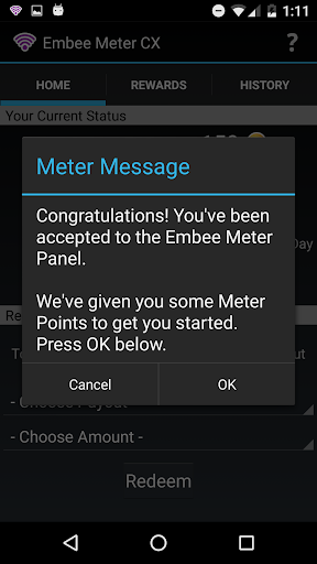 Embee Meter CX  Screenshots 2