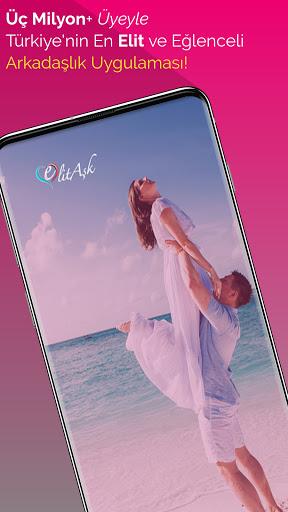 ElitAsk Dating Site - Free Meeting Live Chat App  Screenshots 1
