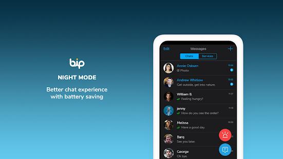 BiP u2013 Messaging, Voice and Video Calling screenshots 9