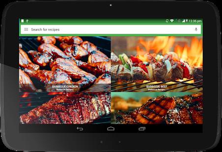Barbecue Grill Recipes