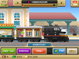 Pocket Trains: Tiny Transport Rail Simulator