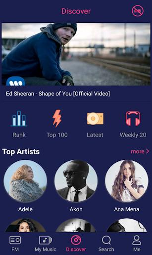 Free Music screenshot 2