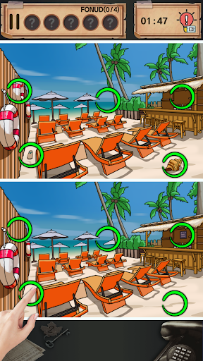Find The Differences : Police Detective Story APK MOD (Astuce) screenshots 1