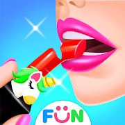 Edible Unicorn DIY Makeup – ASMR Games for Girls