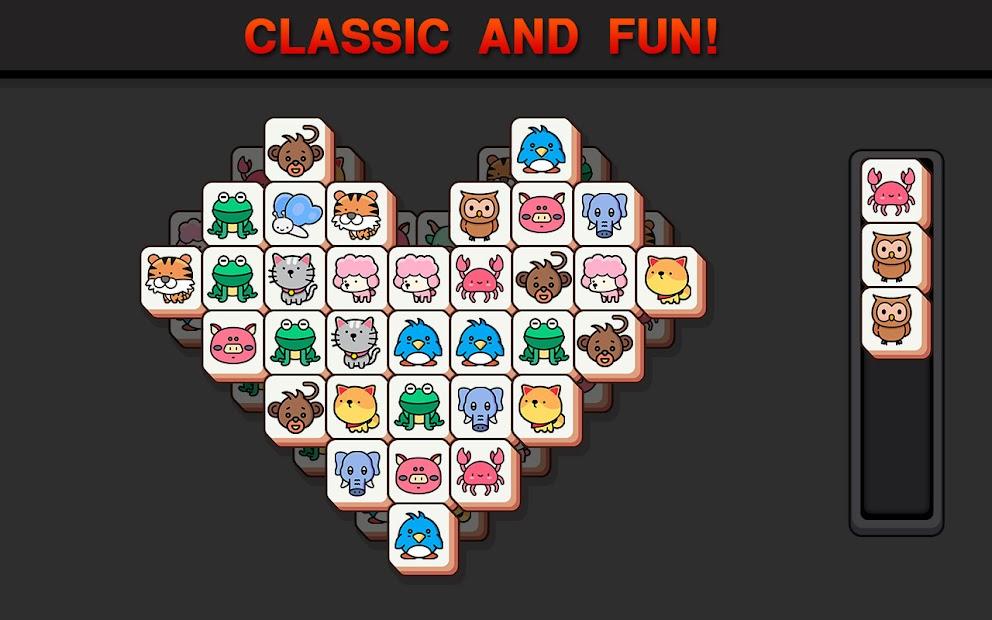 Match Animal-Free Tile master&Match Brain Game screenshot 18