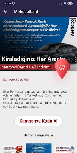 Metropol Card Kullanu0131cu0131 3.3.1 Screenshots 2