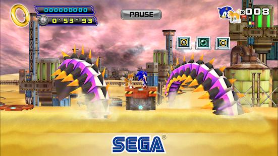 Sonic The Hedgehog 4 Episode II  Screenshots 4