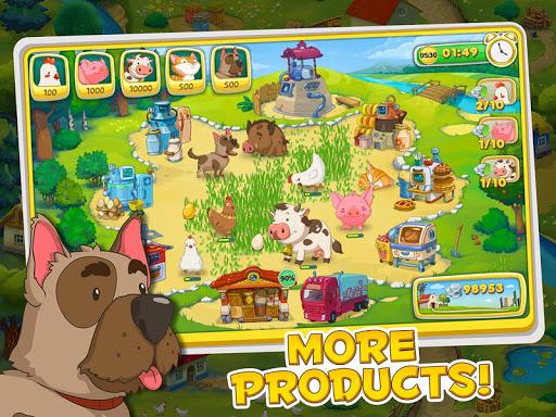 Jolly Days Farmuff0dTime Management Games & Farm games 1.0.69 de.gamequotes.net 3