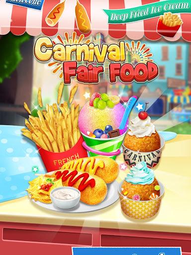Carnival Fair Food - Crazy Yummy Foods Galaxy  screenshots 4