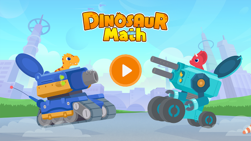 Dinosaur Math - Math Learning Games for kids screenshots 1