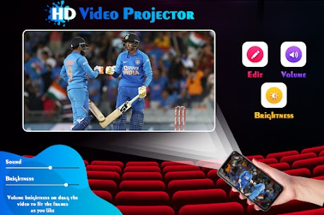 HD Video Projector Simulator Apk 2