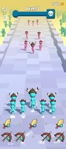 Merge Army 3D! Mod Apk 0.2 (A Lot of Money) 6